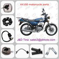 body parts for Suzuki AX100