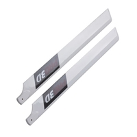 600mm Carbon Main Blade for RC Align Trex 600 600CF Helicopter 3D