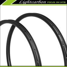 2015 New Bike Rims Carbon Rims 27.5er YS27.5-33S Off Set Design for Sale, Lightcarbon Carbon MTB 650B offset Rim 24.5mm