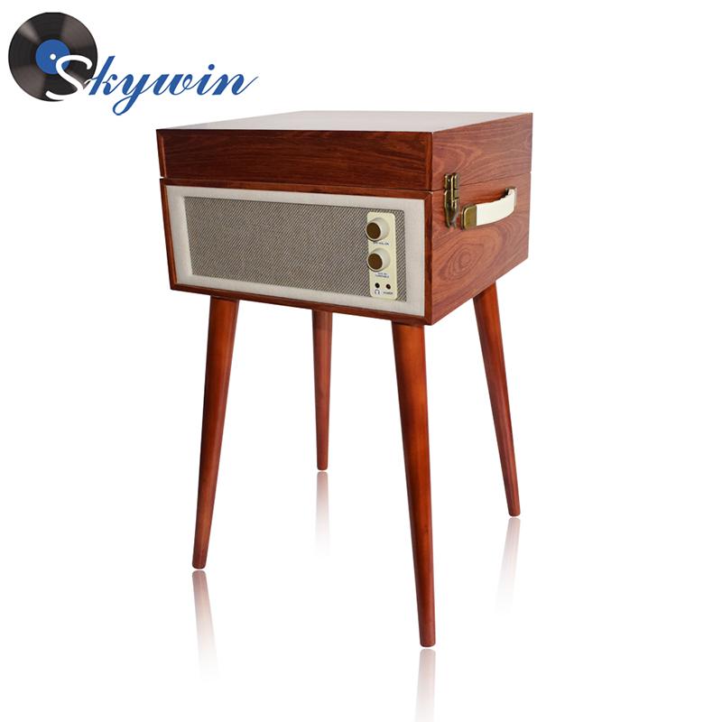 Lecteur vinyle Rétro Mp3 Platine 33/45/78 RPM