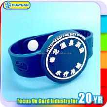 Ntag203 rfid woven wristband