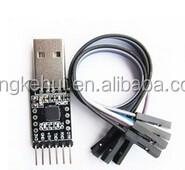 Original new CP2102 Serial Converter USB Downloader TTL UART Module TX...