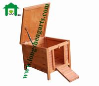 Portable rabbit house