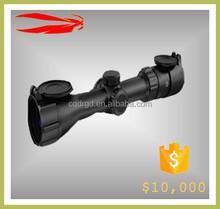 KJ23021-Craft 0.555kg 1.5-6x42 White Light Riflescope small size