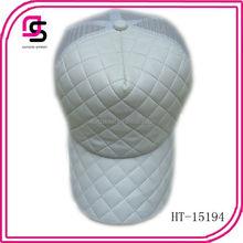 custom baseball cap without logo white plain dyed promotion baseball cap