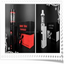 Opening sale!!!! Kanger subox mini starter kit, black &white subox sub tank mini bell cap