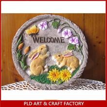 Australian kangaroo Style Souvenir Tourist welcome Hanging Plate/Kangaroo Hanging Plate