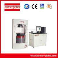 1000kN Computer Controlled Electro Hydraulic Servo Pressure Testing Machine In Lower Price