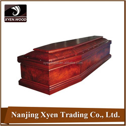 2015 best coffin funeral wooden coffin dimensions UK-078