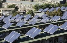 2015 150w monocrystalline Silicon solar panel price