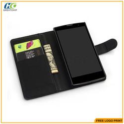 Wholesale Smart Mobile Phone Case for LG G4 Mini, Wallet Flip Cover for LG G4 Mini Leather Case