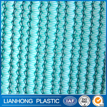 100% virgin material mono/ round wire shade net ,colors can be customerized: black,white,green,red,blue ect