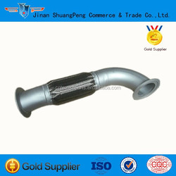 trailer axles and parts flexible exhaust pipe for generator