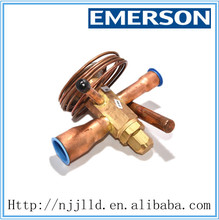 Refrigeration valve expansion