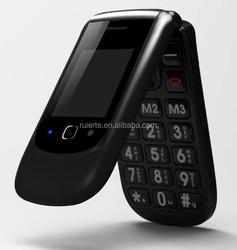 nice Elder People Mobile Phone VKworld T09W 2.4 inch screen elder pepole 3G phone with dual sim card