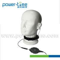 Handheld Shoulder Speaker Mic TK-3230 good walkie talkie cheap headset Electric shock shield(PTE-796D)