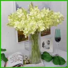 Durável mais barato artificial vanda orquídea arranjos