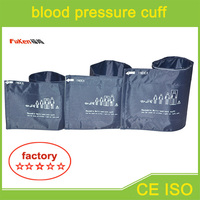 Medical devices Reusable nibp cuff,single tube blood pressure cuff for patient monitor
