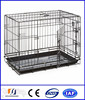 Lowest price Hot-dipped galvanized dog kennel(factory)