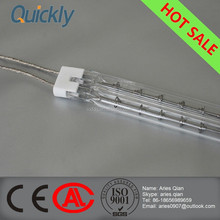 CE certificate Twin tube infrared heat lamp for Wave soldering equipment