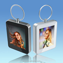 1.5 inch mini keychain card digital photo frame