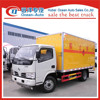 china supply new blasting equipment transportation van truck