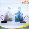 Transparent promotional wobbler retail display wobblers pop solar solar power advertising display