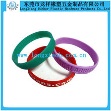 2012 silicone wristband for promotion