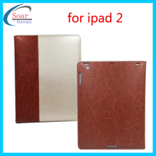 Business style universal Tablet case For ipad 2,for ipad 2 leather case