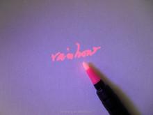 3 colors optional simple design invisible uv magic pen & uv marker for skin tattoo CH-6004