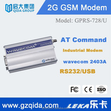 USB GSM GPRS modem Wavecom cheap module sms gateway for remote LED screen