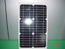 Low price 20W mono solar panel price