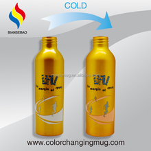 Bulk Buy From China Cold Color Changing 500ml Promotional Aluminum Drinking Bottle