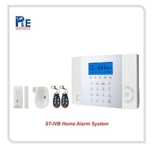 See larger image long-range wireless burglar security gsm alarm system with IOS/Andriod APP remote control plug