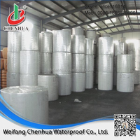 wholesalers china cheap 160g reinforced polyester mat for bitumen rolls