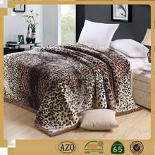 Super quality fashion 100% polyester blanket