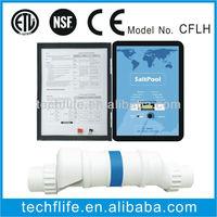 Factory Supply Electronic Swimming Pool Chlorinator/Salt Chlorine Generator
