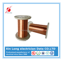 Enameled copper wire price types/sizes of electric cable/wire