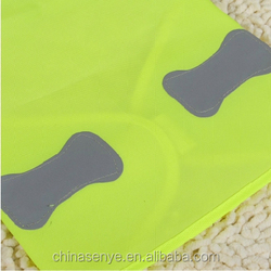 2015 the pet cat/dog clothes reflective safety vest in spring and summer high quality