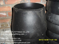 ANSI B16.9 A234 WP91 Concentric Reducer