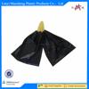 PE drawstring garbage bag PE trash bag plastic bag hdpe from alibaba supplier.