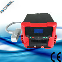 Clinic used portable ITC certifiacate 1064nm /532nm /1055nm tattoo removal product