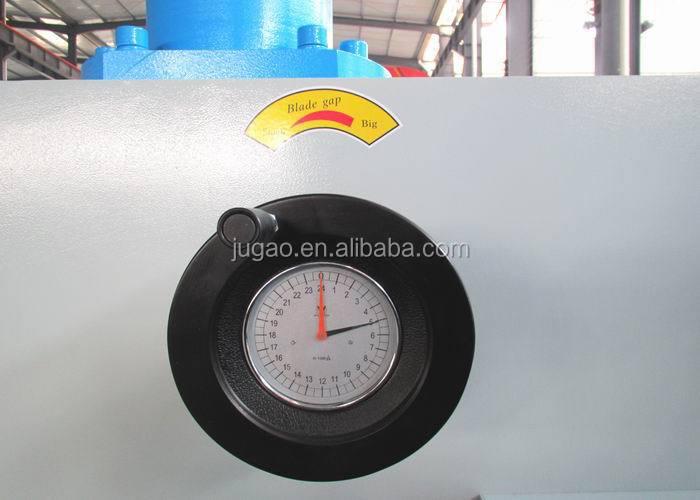 Cizallas Hidraulicas QC11Y-6X2500