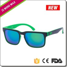 Promotional teenagers geek sunglasses