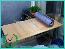 blue plastic table cloth rolls, pvc dining table cloth