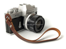 Boshiho Leather Safety Belt Strap Protective Camera Strap Leather Camera Wrist Strap