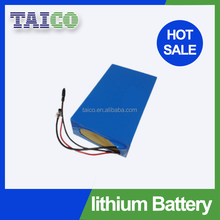 12v 5ah Long Cycle Life Lithium Polymer Battery Pack For Electric Bicycle