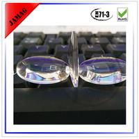 Hot sale 25 MM biconvex lens for google glasses carboard
