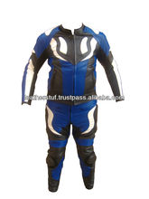 Leather Race 1 Pc style Quality Leather Suit
