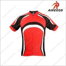 100% polyester coolmax material custom sexy cycling wear for summer